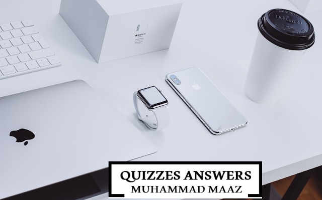 Apple General Knowledge Test Quiz Answers