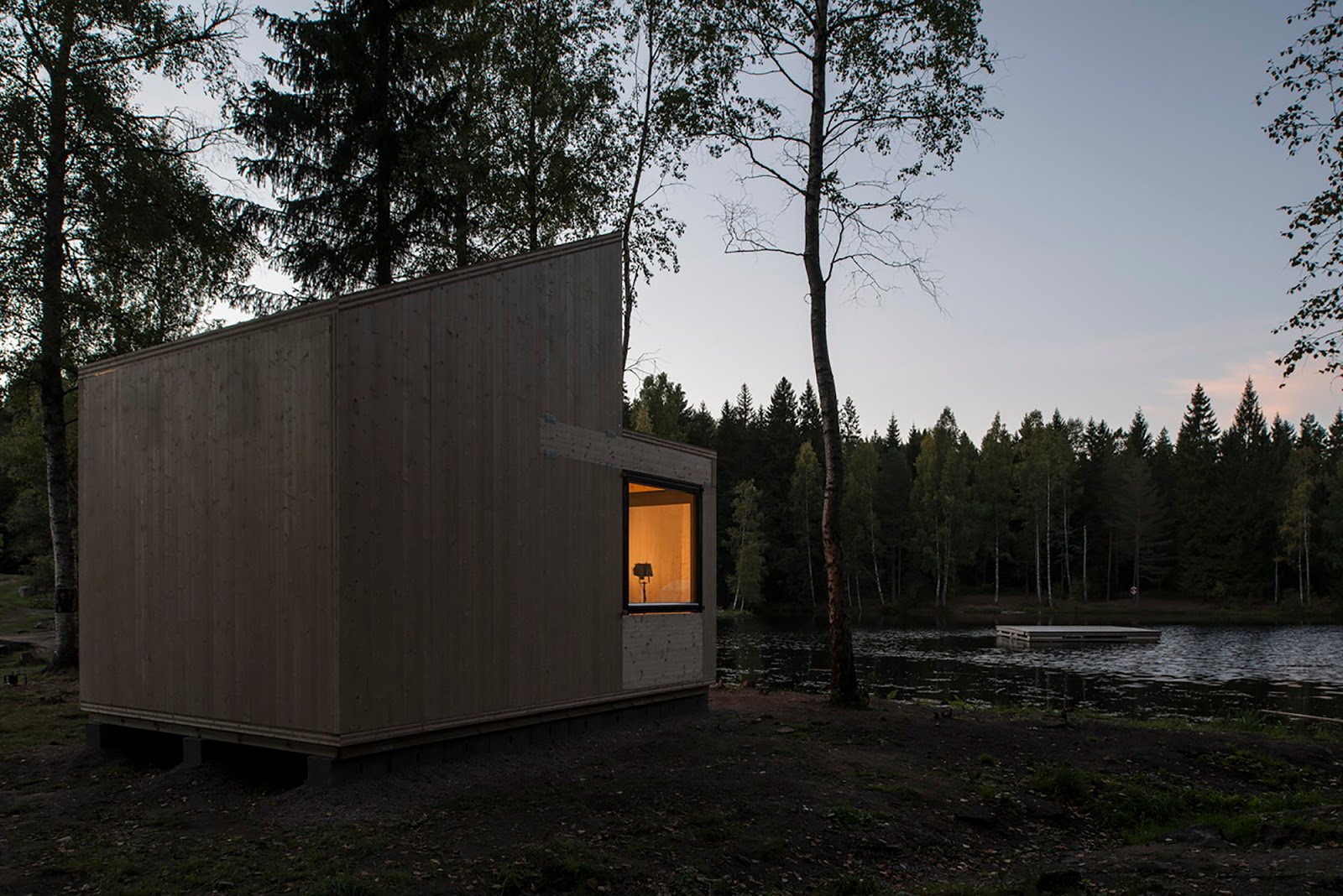 Tiny House Town Woody15 A 183 Sq Ft Norwegian Cabin