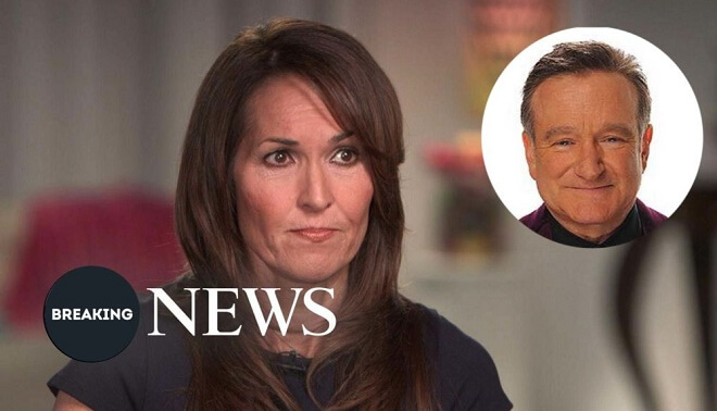 The True Cause Of Robin Williams' Suicide, Revealed By His Wife
