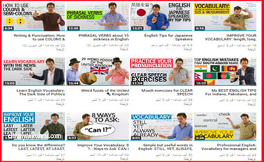 افضل قنوات تعليم اللغة الانجليزية يوتيوب للمبتدئين 35 قناة