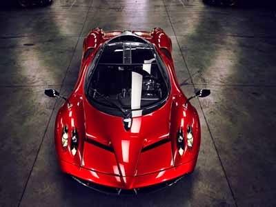 مؤسس فيسبوك يشتري سيارة فارهة Pagani Huayra 2