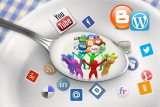Как продвигать блог  в социальных сетях
