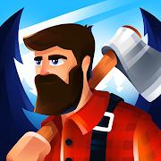 Idle Lumberjack 3D Apk İndir - Para Hileli Mod v1.5.16