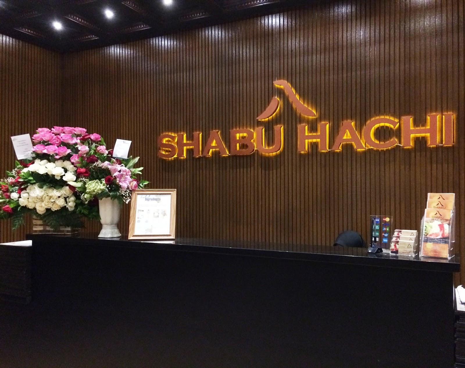 Shabu Hachi Bogor