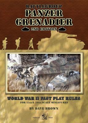 Battle Group Panzer Grenadier game in NI (20mm Miniatures) - ConsimWorld
