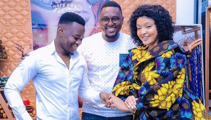 Hatimaye Jack Wolper Avishwa PETE ya Uchumba na Kijana Huyu