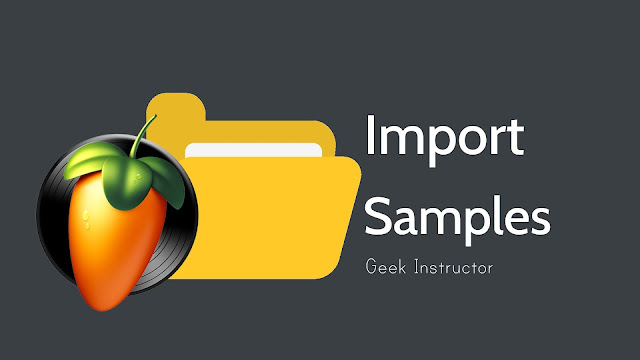 Add sample packs in FL Studio Mobile