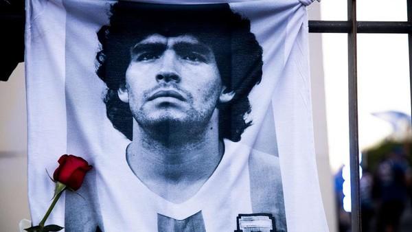 Terungkap, Ini Rahasia Kehebatan Maradona Menurut Sains