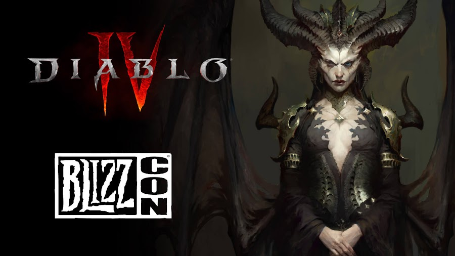 diablo 4 blizzard entertainment blizzcon 2019 pc ps4 xb1 announcement arpg lilith