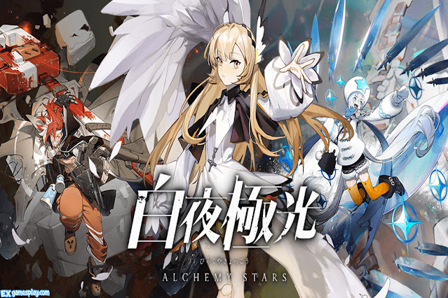 RPG Game from New Tencent Games Full of Waifu