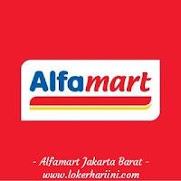 Lowongan Kerja Alfamart Jakarta Barat Terbaru 2020