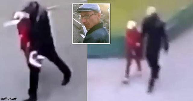 В РФ педофил-убийца выкрал девочку сразу после освобождения