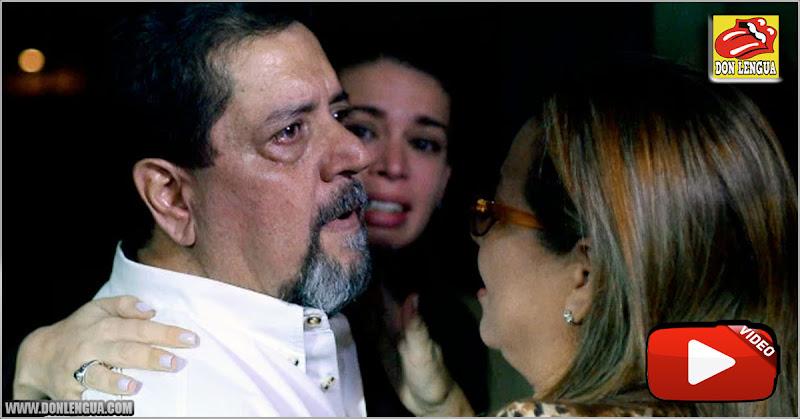 Maduro soltó a Edgar Zambrano tras tenerlo secuestrado en Fuerte Tiuna