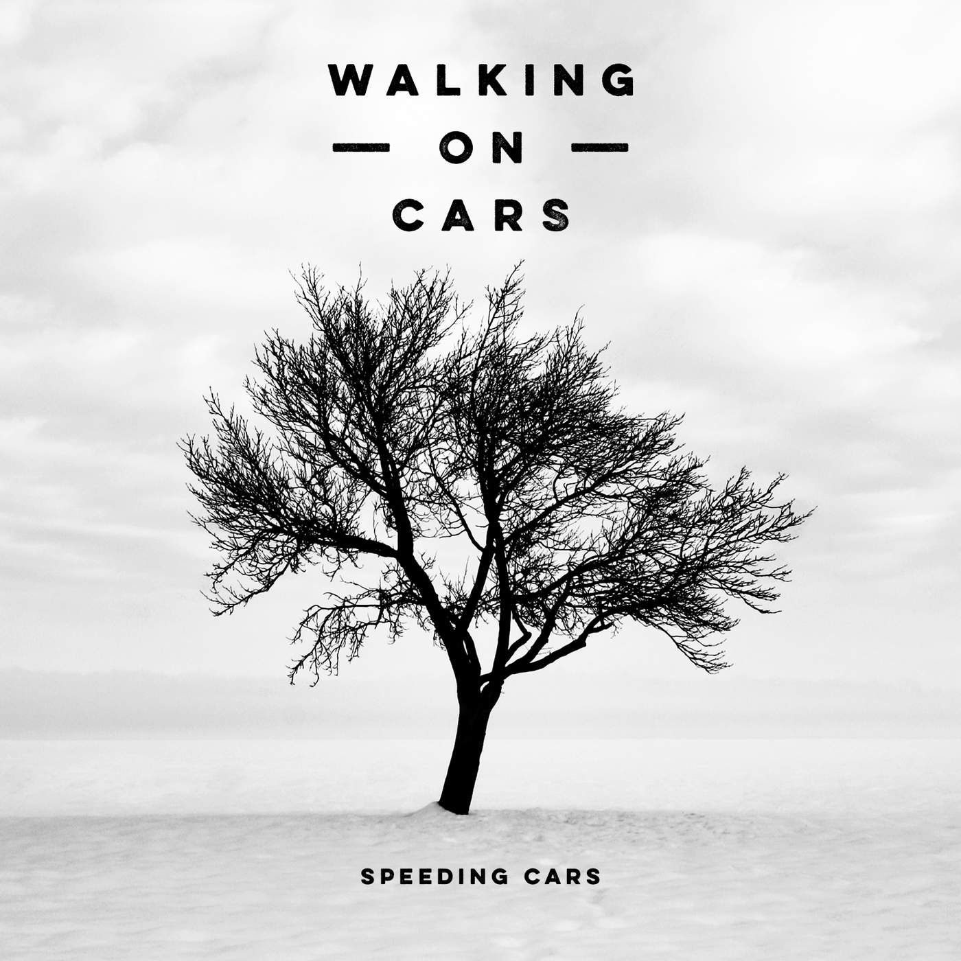 Walking On Cars - Speeding Cars (Acoustic Version) - Single Cover