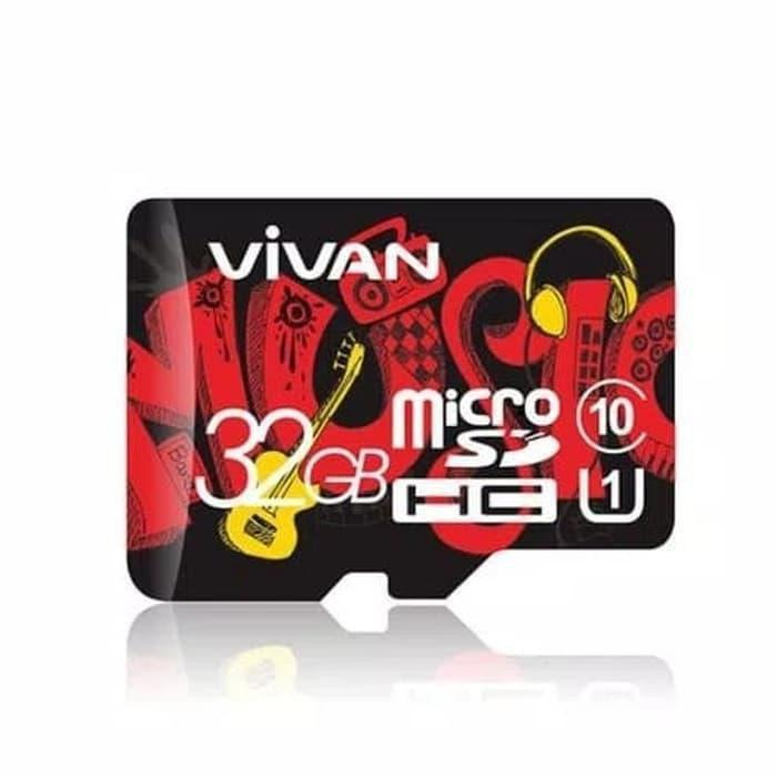 MicroSD Vivan 32GB