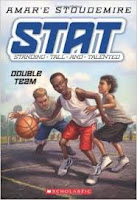 STAT Amar'e Stoudemire book cover basketball