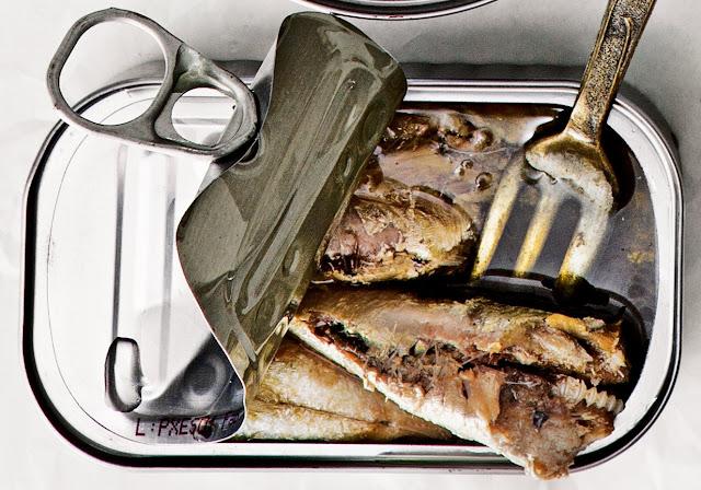 Receita de sardinha em lata caseira (Imagem: Reprodução/Internet)