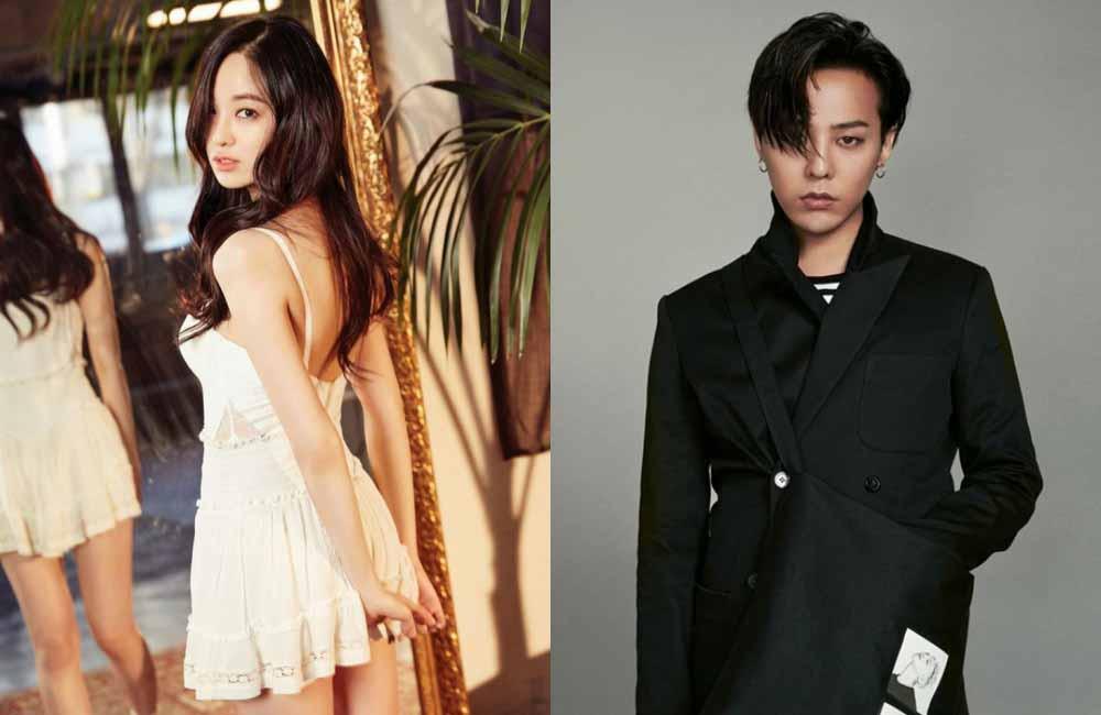 Kim do yeon g dragon dating