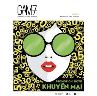 GAM7 No.11 Promotion - Khuyến Mại ebook PDF EPUB AWZ3 PRC MOBI