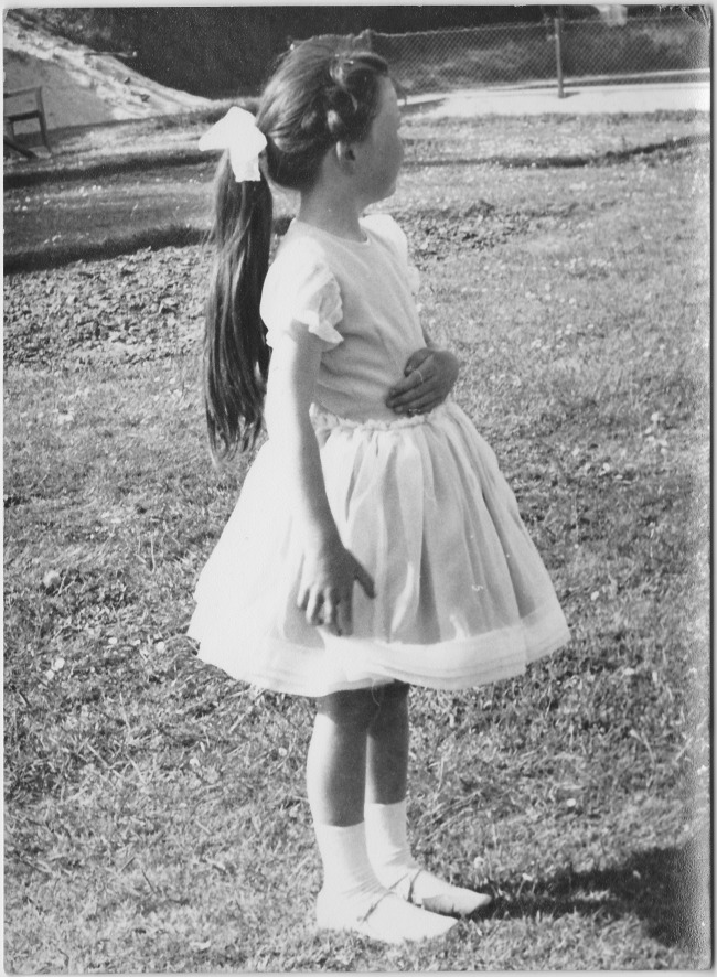 #Blogtober16-day-2-an-old-photo-of-you-me-in-a-dress