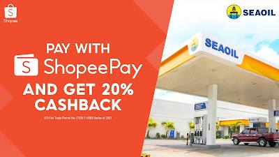 ShopeePay SEAOIL