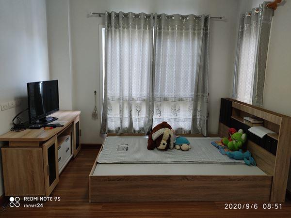 ขายบ้านแฝด 2 ชั้น ศุภาลัย ไพรด์ บางนา ลาดกระบัง แบบบ้านศุภกัลยา 37.4 ตรว. 3นอน 2น้ำ
