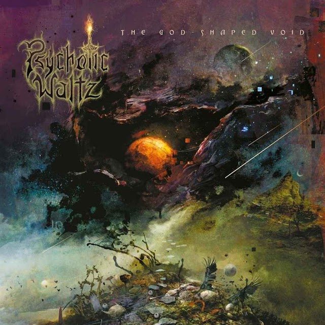"""Psychotic Waltz - """"The God-shaped Void"""" Review"""