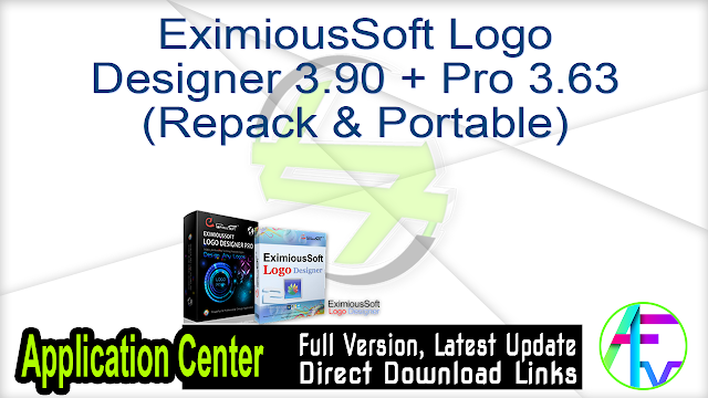 EximiousSoft Logo Designer 3.90 + Pro 3.63 (Repack & Portable)