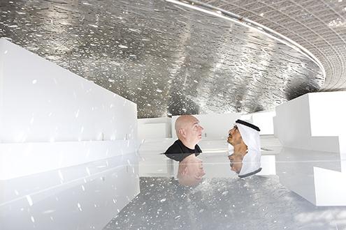jean-nouvel-and-he-sheikh-sultan-louvre-abu-dabhi-museum-museo-cubierta-detalle-detail-entradas-tickets-jean-nouvel-architect-steel-acero-architecture-arquitecto-arquitectura-structure-Mashrabiya-proteccion-solar-brise-soleil-495h