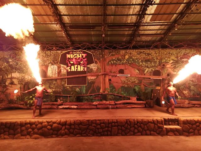 Zoobic Night Safari in Subic