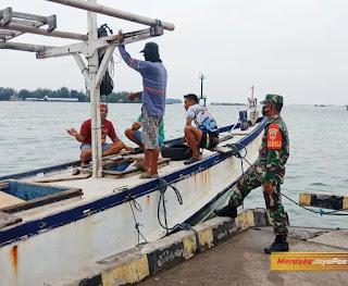 Nelayan waspadai Cuaca Buruk Hati-hati Saat Melaut