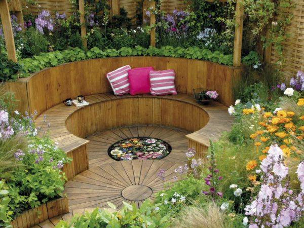 secret garden project ideas