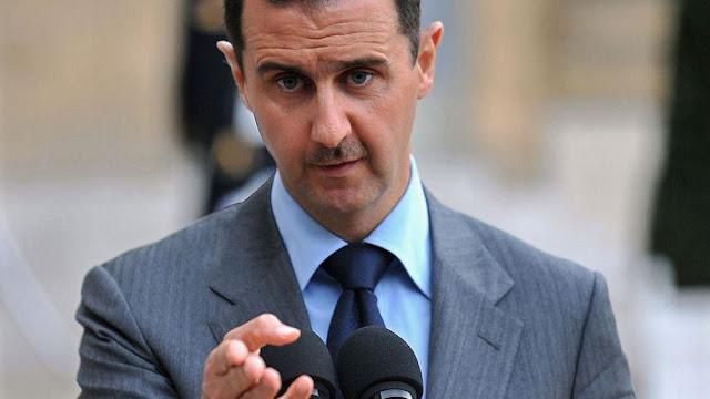 """Άσαντ: Οι ΗΠΑ θέλουν """"να στραγγαλίσουν τον συριακό λαό"""""""