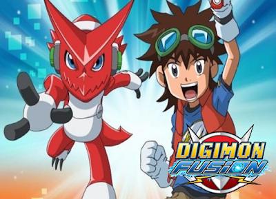 Ver Digimon Fusion Online