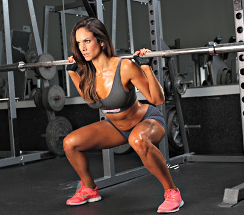 Can you do menstruating gym?