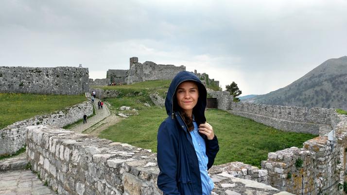 Крепости Розафа и Леже в Албании
