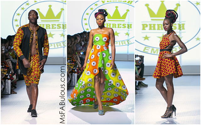 phresh empire fashion show