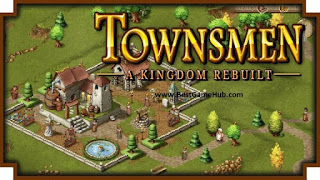 Townsmen A Kingdom Rebuilt PC Game Free Download