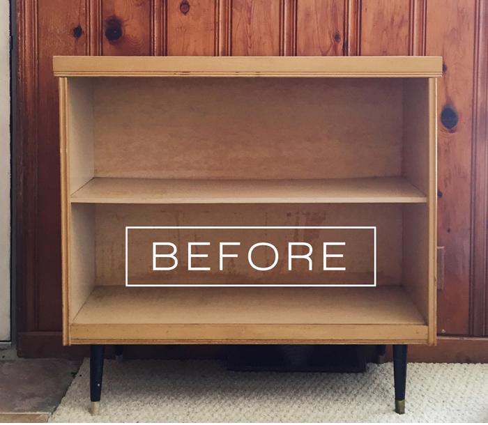 Clean Slate Bookshelf Chasing Paper Wallpaper Diy