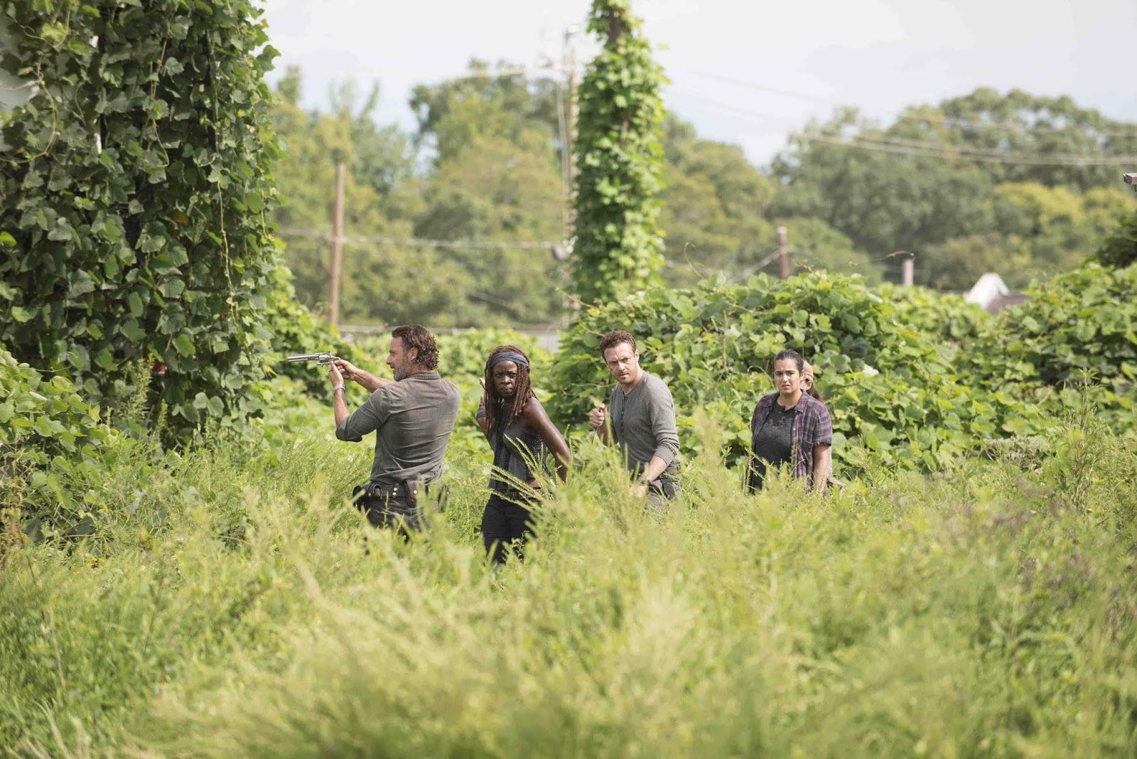 temporada 7 de The Walking Dead