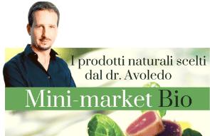 Il Mini-Market Bio del dr. Avoledo