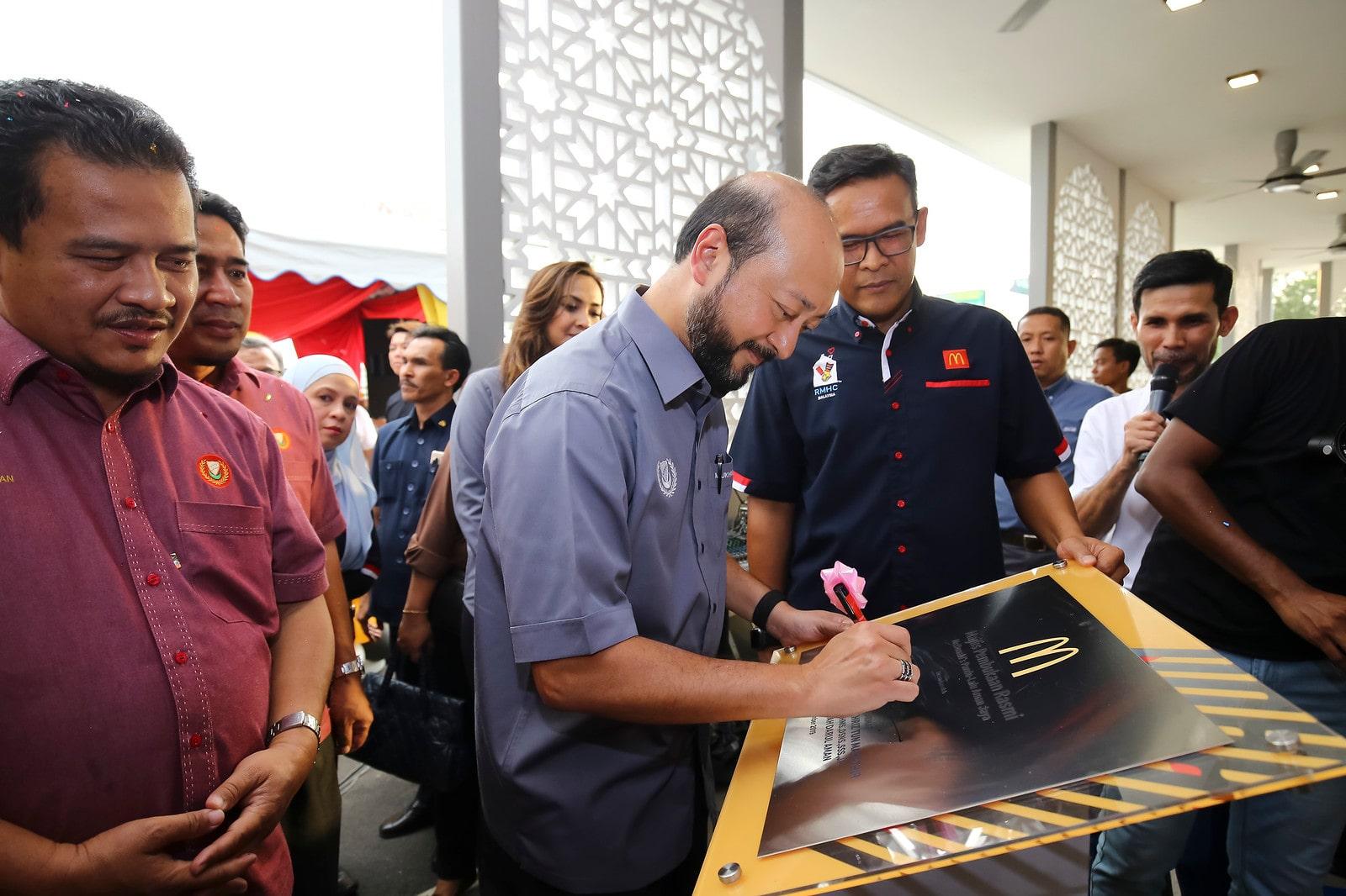 Program Komuniti Peringkat Negeri Kedah oleh McDonald's Malaysia