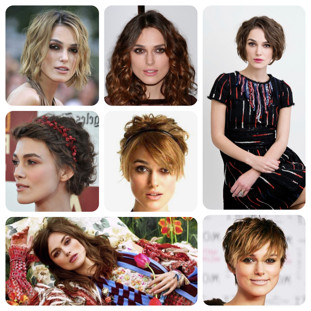 Keira Knightley Hairstyle With Haircut Name Star Hairstyles