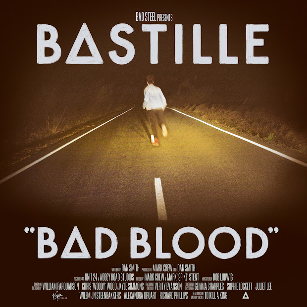 Bastille - Bad Blood #1 In Uk