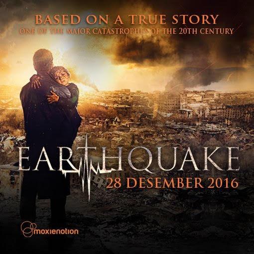 Armenia presenta Terremoto para el Oscar