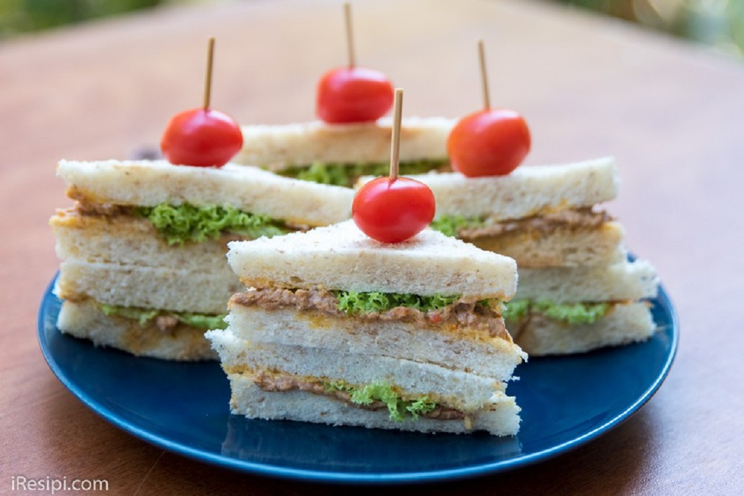 Resepi Sandwich Tuna