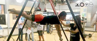 yoga, pilates, fitness, colombia, bogota, aeroyoga, yoga aereo, aerial yoga, air yoga, aeropilates, cali, medellin, cursos, TV, prensa, tendencias, moda, belleza, salud, wellness, bienestar,