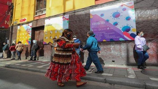 Bolivia eleva casos de Covid-19, pero evidencia un subregistro