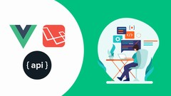 Laravel 7 Vuejs & RESTful API Course With Complete Project