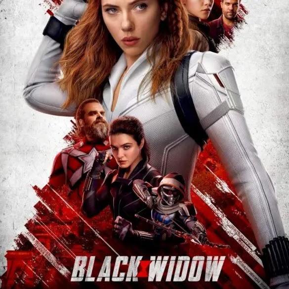 [Movie] Black Widow (2021) #Arewapublisize
